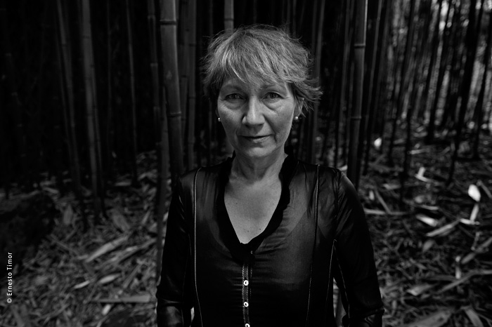 Véronique Gaudin, photo © Ernesto Timor, 2013.